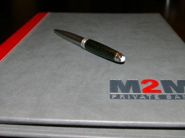 баланс М2М Прайвет Банка