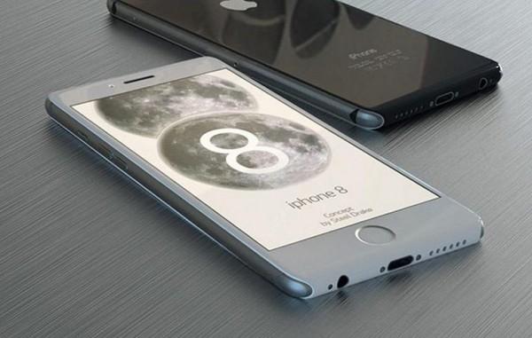 OLED-панели для iPhone 8