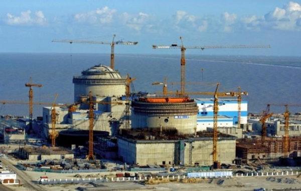 Атомная электростанция в Иордании