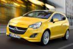 Opel Corsa — лечение растениями