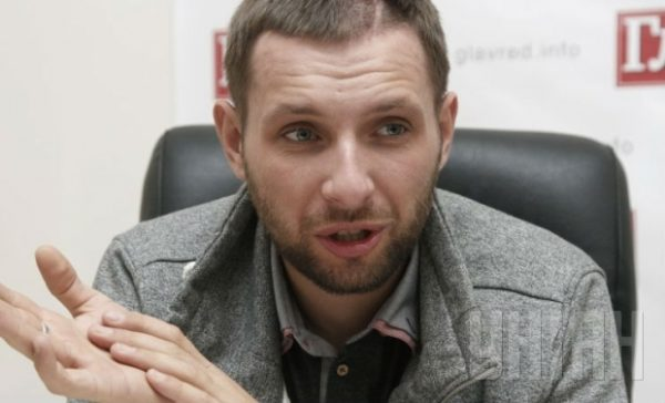 депутат Украины Владимир Парасюк