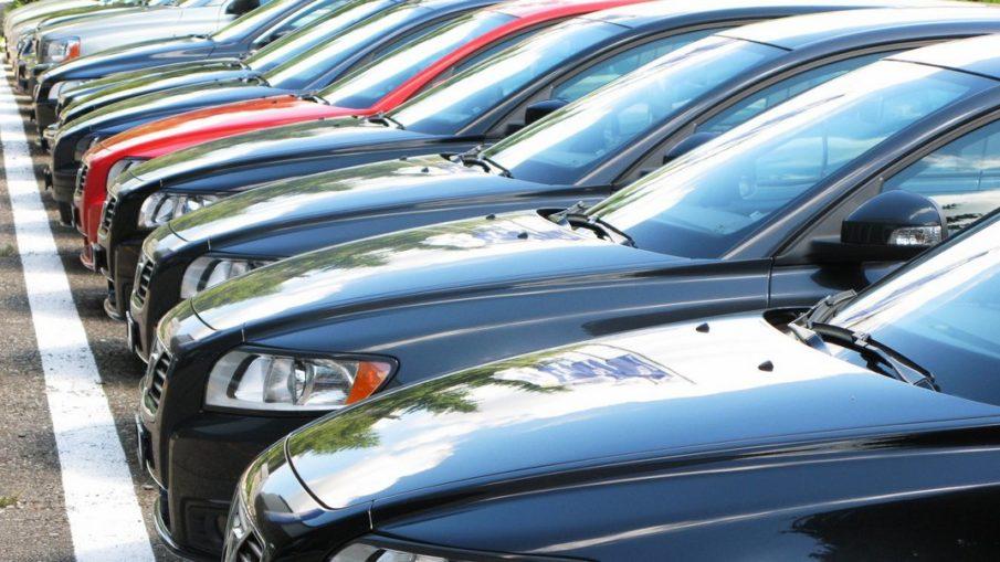 Рейтинг продаж авто в России