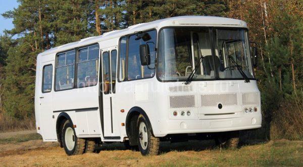 Российские автобусы