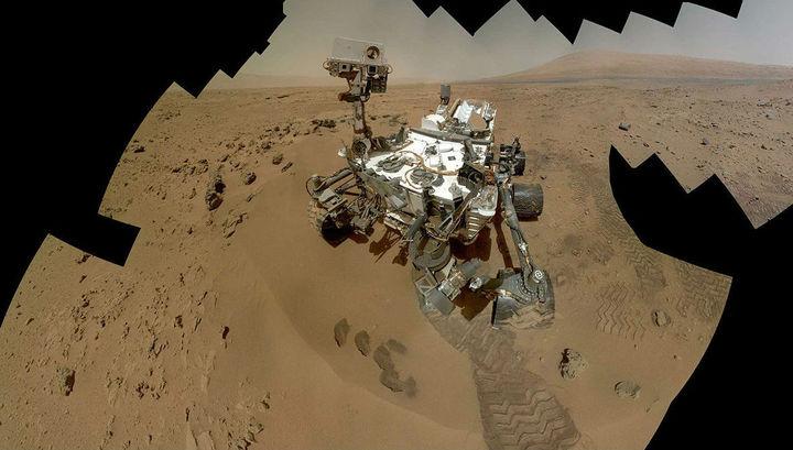 наблюдения за водой на Марсе