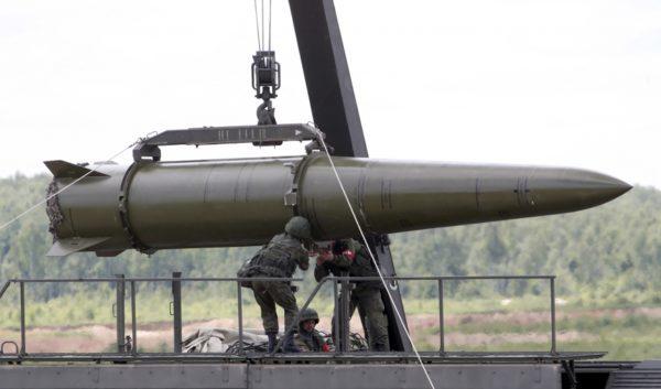 Русские ракеты