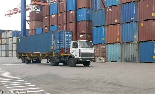 Украина сократила экспорт