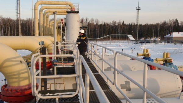 рост потребления газа