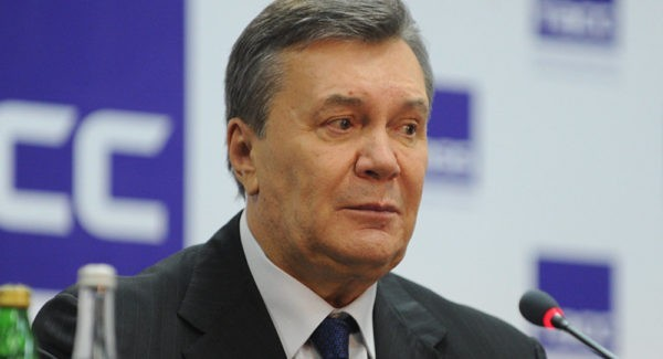 задержание Януковича