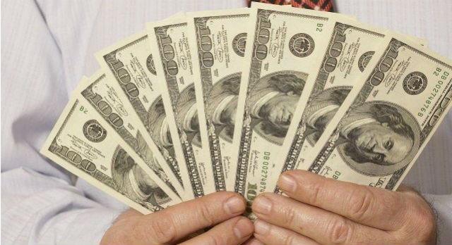 приобрести как можно больше иностранной валюты