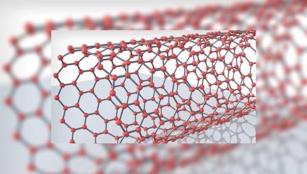 процесс производства углеродных нанотрубок