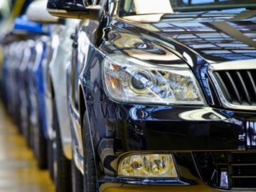 продажи легковых авто