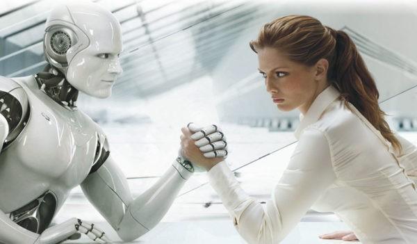 роботы будут заменять людей