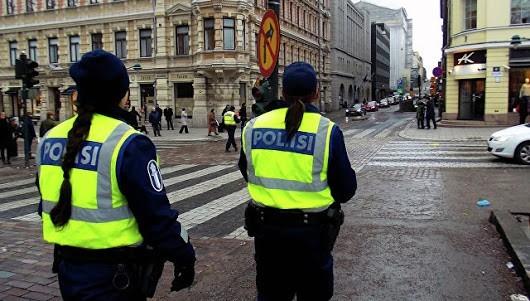 скандал с полицейским