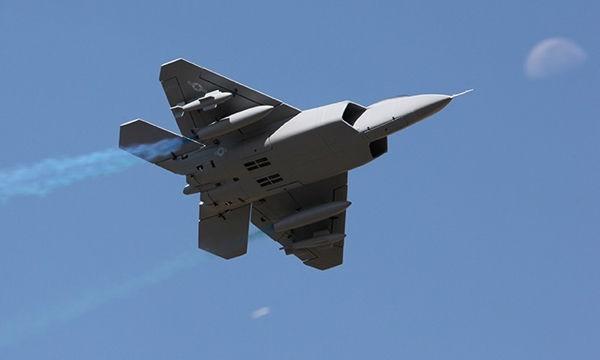 симулятор реактивного истребителя F-22