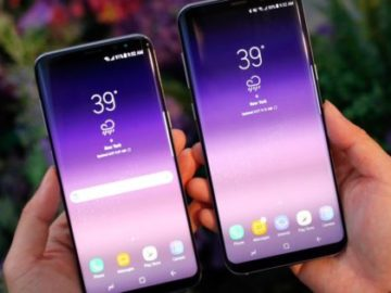 преимущества Samsung Galaxy S8 над iPhone 8