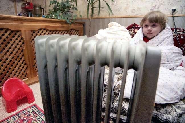 тарифы на горячую воду и отопление в Украине