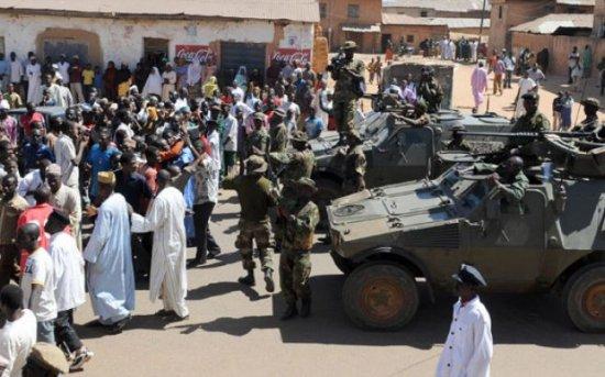 конфликты в Нигерии