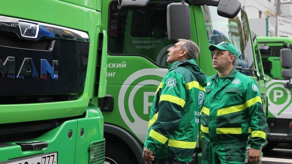 парковочные службы Москвы