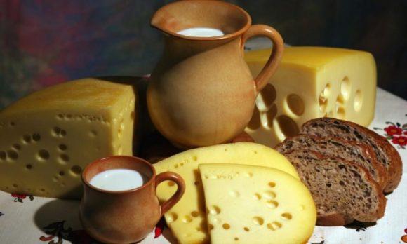 сыр в Украине