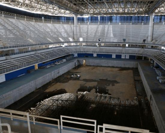 спортивные объекты Олимпиады-2016