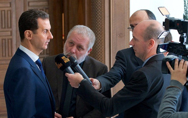 Amnesty International обвиняет Асада