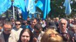 Аннексированный Крым покинули около 20 тыс. крымских татар