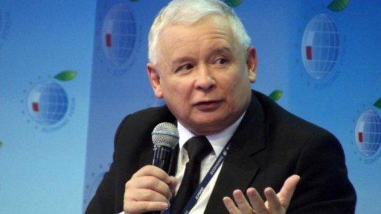 Президент Польши Качиньский