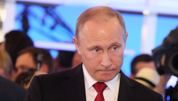 Железные леди Путина