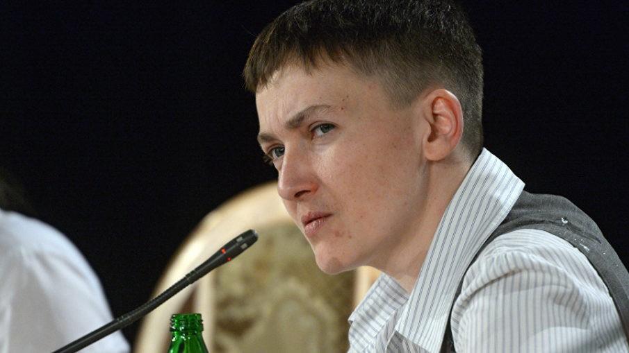 СБУ анонсировала допрос Савченко