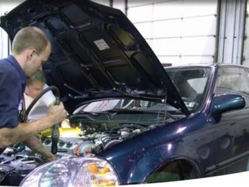 Сложность ремонта современных авто