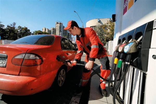 продажи бензина В Украине