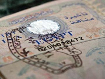 Визы в Египет подорожают