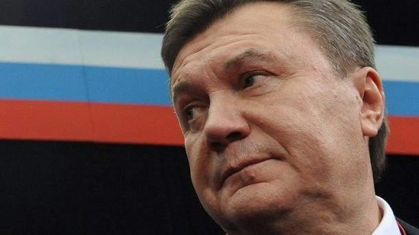 Янукович сделал громкое заявление