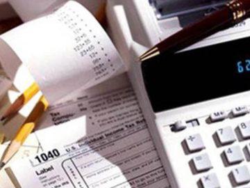 сколько было получено налогов