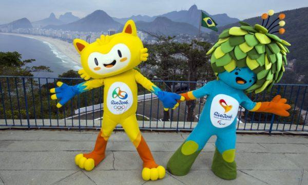 спортивные объекты Олимпиады