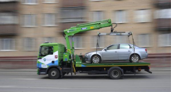 тарифы на эвакуацию авто