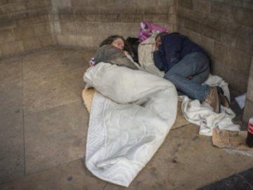 Бездомность в ЕС