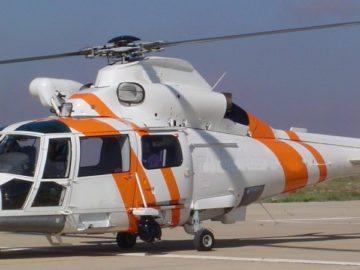Гибрид автомобиля и вертолета