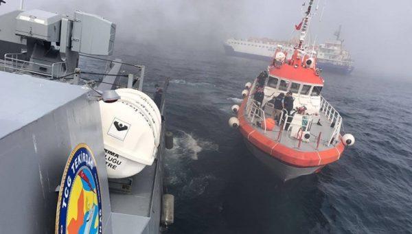 исследовательский корабль «Лиман»