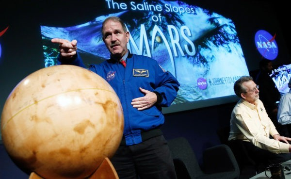 главная загадка Марса