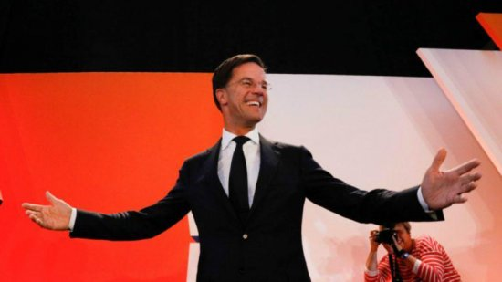 Выборы в Нидерландах