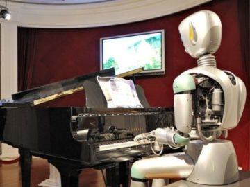 музыкальная композиция, написанную искусственным интеллектом
