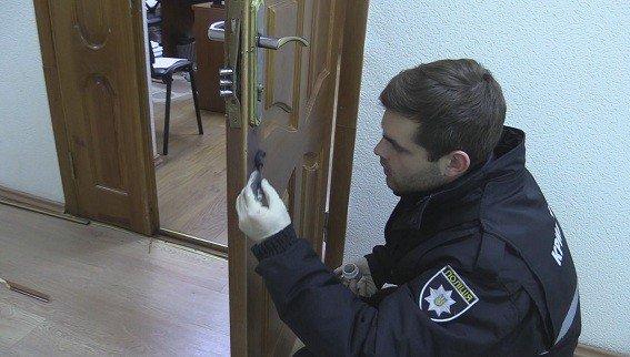 Дерзкое ограбление в Киеве