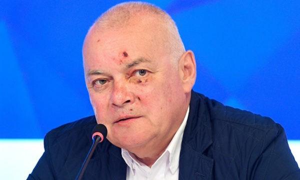 Телеведущий Киселев