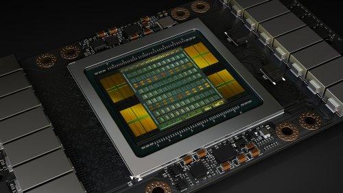 процессор Tesla V100 Volta