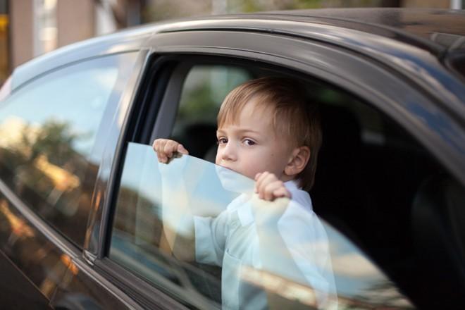 Новые правила перевозки детей