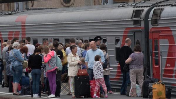 Проезд в пригородных пассажирских поездах