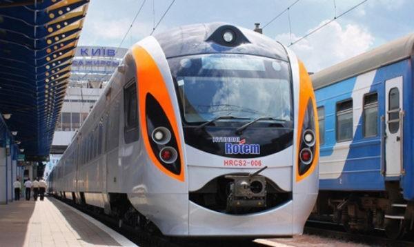 скоростные поезда в Польшу
