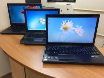 выбор ноутбука