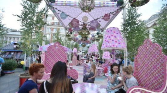 Московский фестиваль сладостей